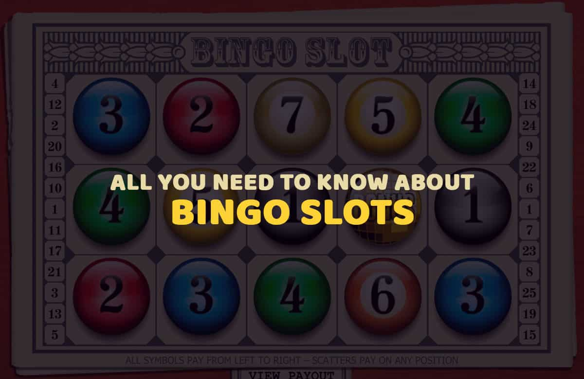 All You Need to Know About Bingo Slots
