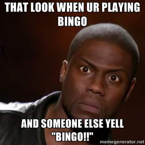 Funny Bingo Memes 6