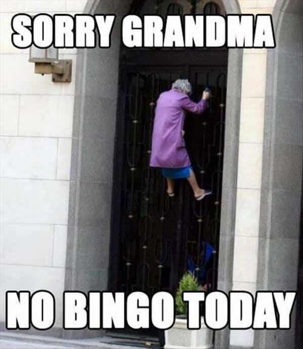 Funny Bingo Memes 7