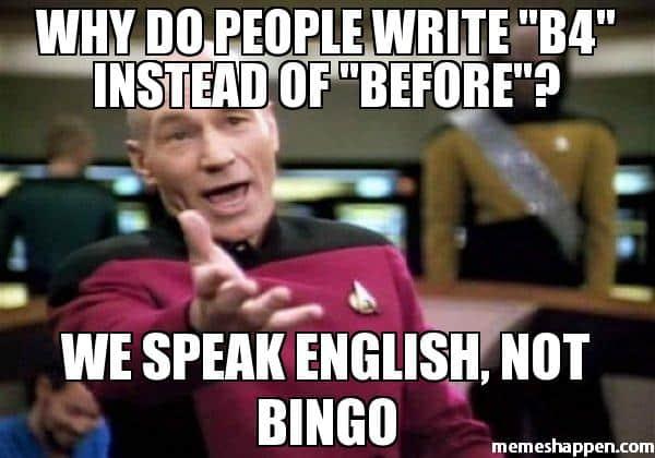 Funny Bingo Memes 10