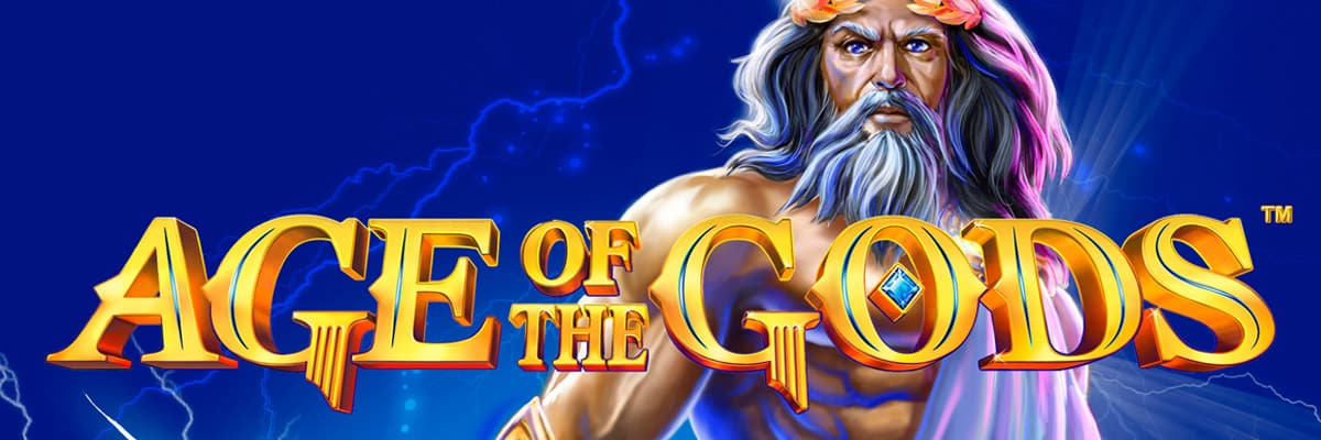 Age of the Gods - Most Popular Online Slots Games