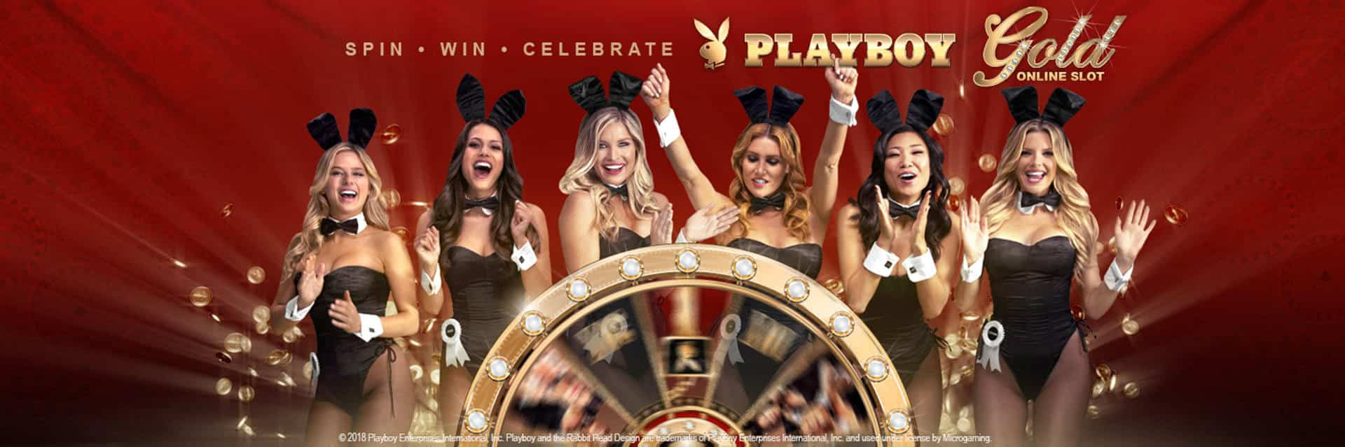 Playboy Gold Slot - Most Popular Online Slots Games