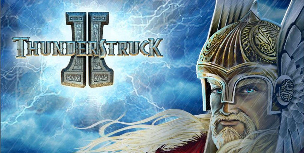 Thunderstruck II - Most Popular Online Slots Games