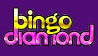 Bingo Diamond: Deposit £10 Play with £40 + 50 Free Spins.