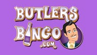 Butlers Bingo: Deposit £10 Play with £40 + 67 Free Spins.