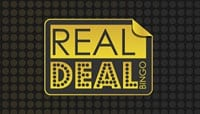 Real Deal Bingo: £70 worth of bingo tickets + 10 free spins. Use promo code: REAL.