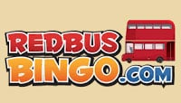 Redbus Bingo: Deposit £10 and Play with £30 + 40 Free Spins.