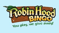 Robin Hood Bingo: Play with £50 + 50 Free Spins on your 1st deposit.