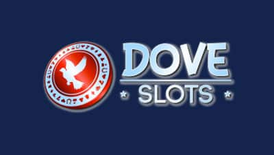 Dove Slots: Up to 500 free spins.