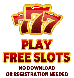 Free Casino Slots No Download No Registration No Deposit