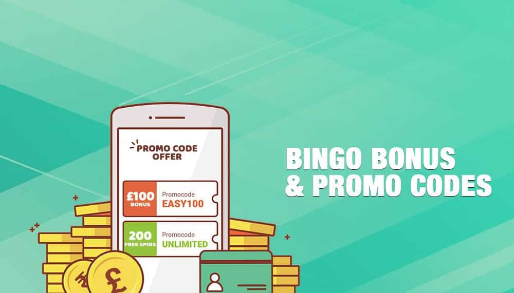 Bingo Bonus and Promo Codes