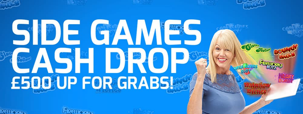 Gala bingo promo code free spins online