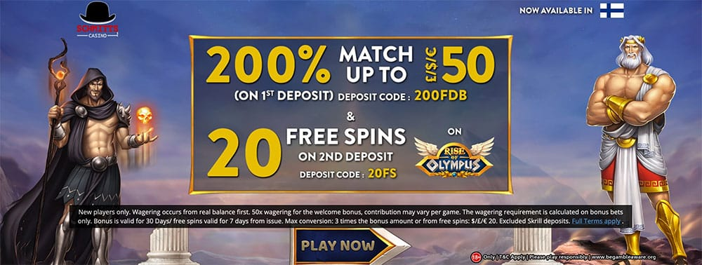 Schmitts Casino Bonus Codes