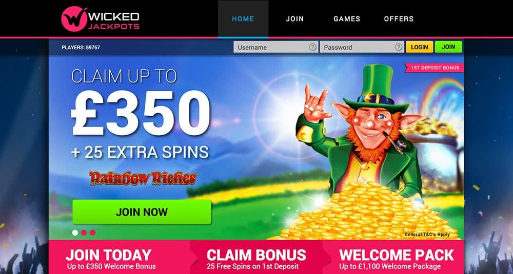 Wicked Jackpots
