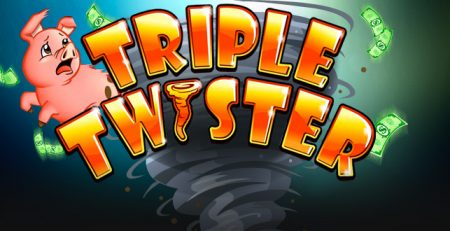 Triple Twister Slots with Bonus Rounds