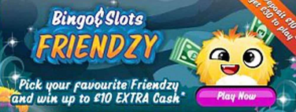 Bingo & Slots Friendzy