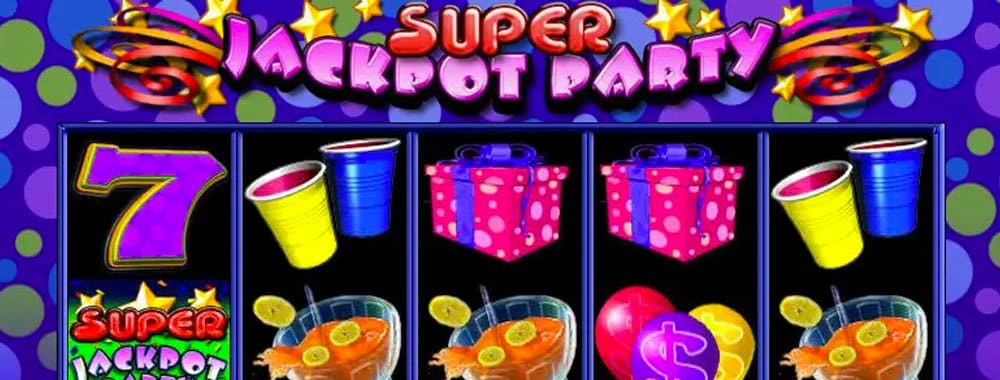 Play Super Jackpot Party for Free and Win Real Money