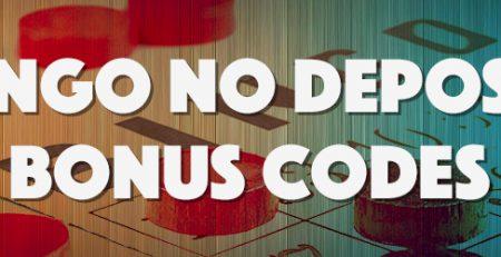 Bingo No Deposit Bonus Codes