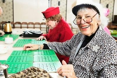 Ladies Bingo Games
