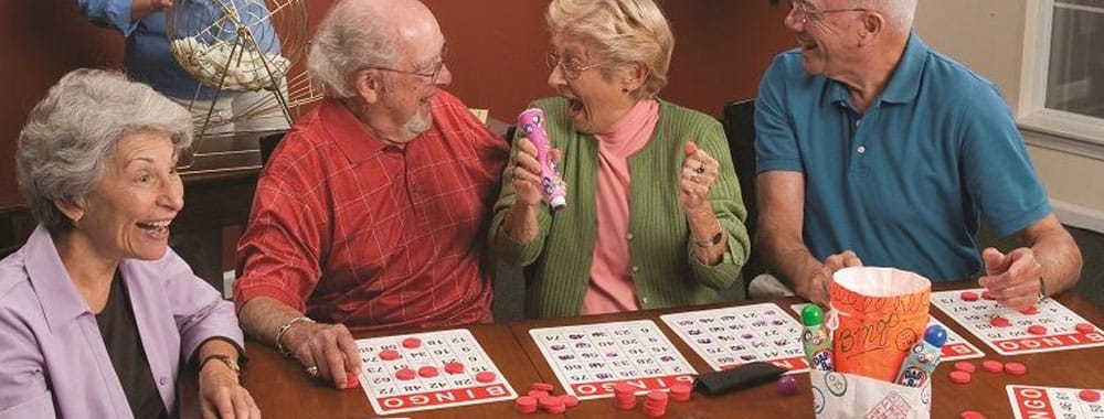 Bingo for Senior Citizens – The Advantages