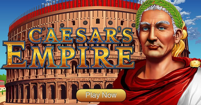 Caesars Empire Free Slots