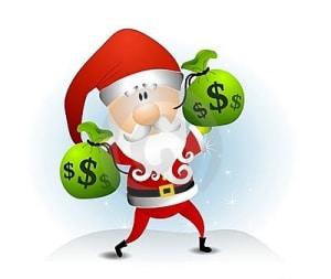 To Cyber Bingo, From Santa