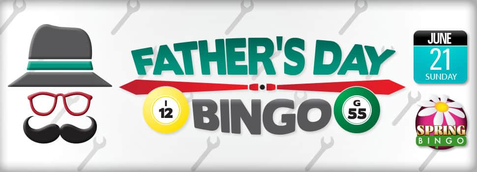 Father's Day Bingo