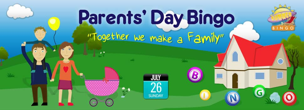 Cyber Bingo - Parent's Day Bingo Event