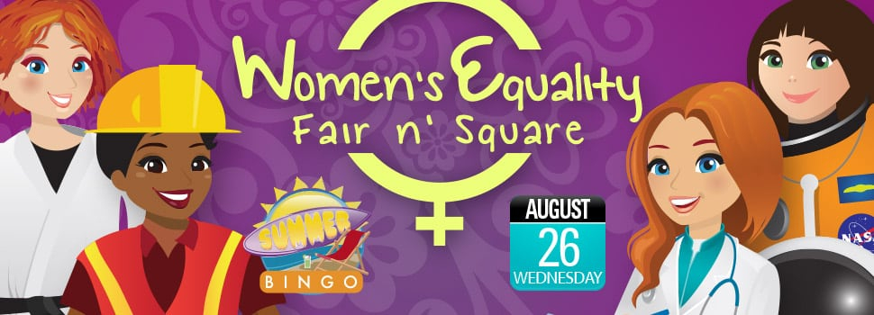 Women's' Equality Fair N Square