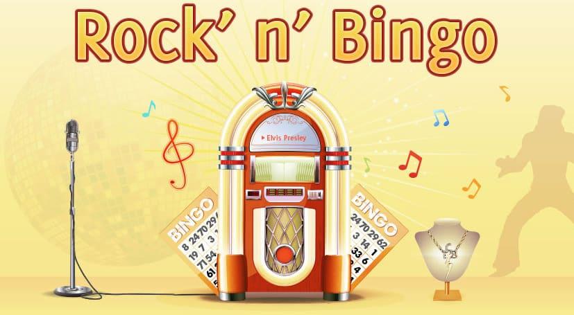 Rock 'n' Bingo