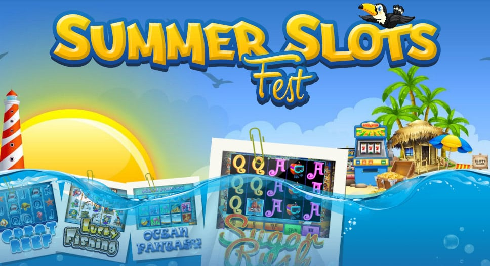 Vic's Bingo - The $4,000 Summer Slots Fest