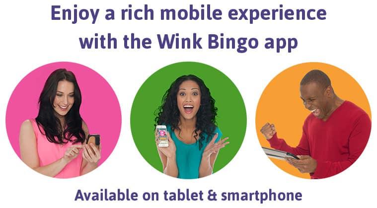 Wink Mobile Bingo
