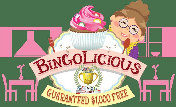 Cyber Bingo - Bingolicious Bingo Tourney