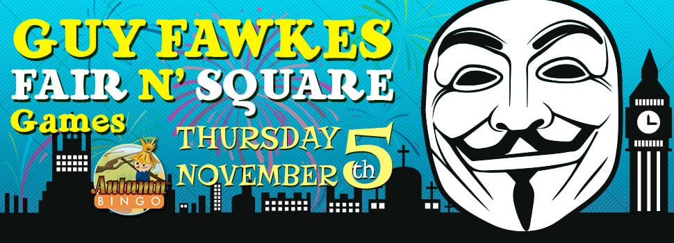 Guy Fawkes Fair 'n' Square Games