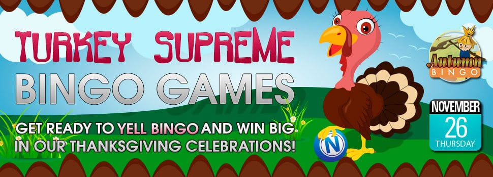 Cyber Bingo - Turkey Supreme Bingo