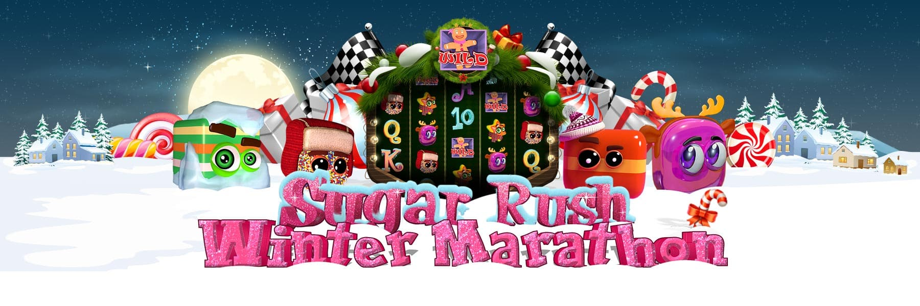 Bingo Hall - Sugar Rush Winter Marathon