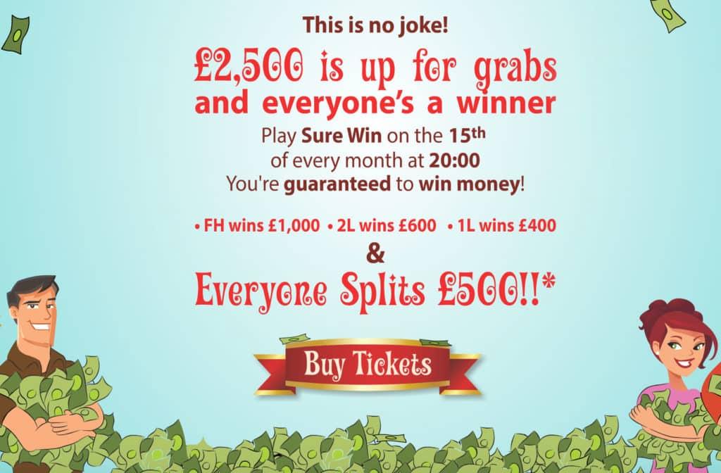 Bingo's Secret Promotions