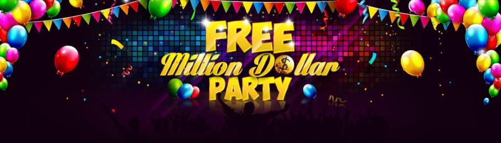 Bingo Hall - Million Dollar Party
