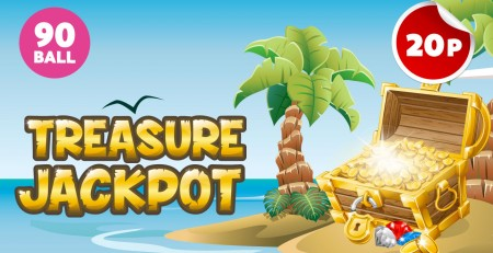 Treasure jackpot awaits you at DREAM BINGO