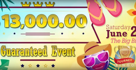Win $13,000 Cash with Bingo Fest