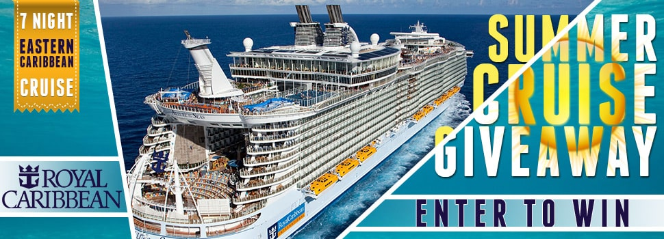 Cyber Bingo Summer Cruise Giveaway