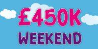 Bucky Bingo is Giving Away £450K Cash
