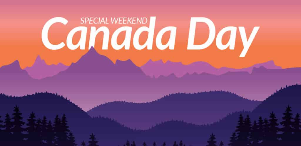 Bingo Hall - Canada Day Special Weekend