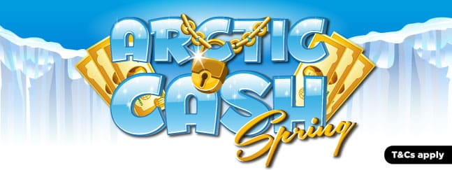 Frozen Bingo to win jackpots of Arctic cash of spring