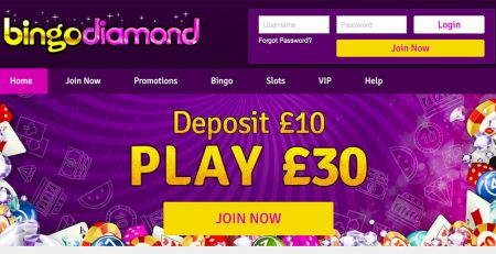 Play Nifty Fifty at Bingo Diamond for Guaranteed £50
