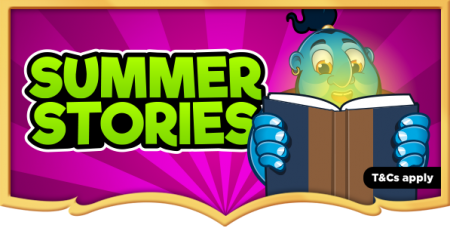 Wish Bingo Summer Stories