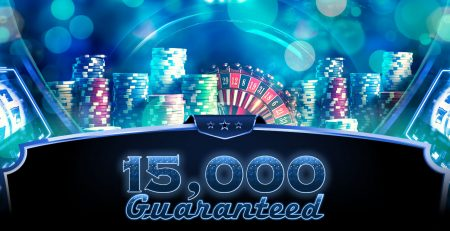 Daily $15K Cash Skirmish at Slots Village