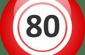 80 Ball Bingo