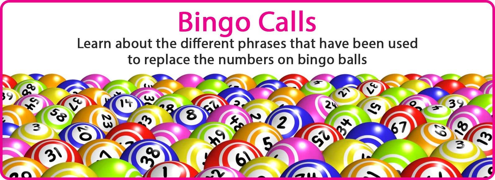 Bingo Calls - The Complete List of Funny Bingo Nicknames
