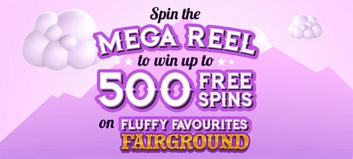 Fairground Slots Bonus